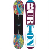 Burton Feelgood Smalls Snowboard - Girls' 2016