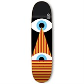 Amigos Visualize Stangland Rays 8.375 Skateboard Deck