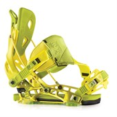 Flow NX2 Hybrid Snowboard Bindings 2015