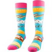 Neff Catburger Snowboard Socks - Women's