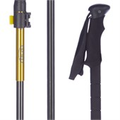 BCA Scepter 4S Collapsible Ski Poles 2016