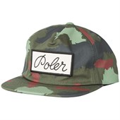 Poler Unstructured Camo Hat