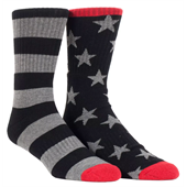 Volcom Bar Star Socks