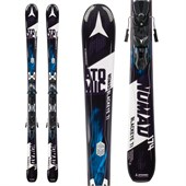 Atomic Nomad Blackeye Ti Skis + XTO 12 Bindings 2016