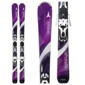 Atomic Affinity Sky Skis + XT 10 Ti Bindings - Women's 2016