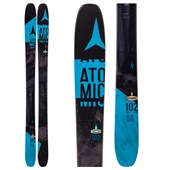 Atomic Automatic 102 Skis 2016
