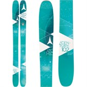 Atomic Century 102 Skis - Women's 2016