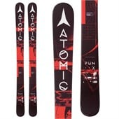 Atomic Punx Jr III Skis - Kids' 2016