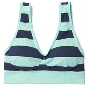 Coobie Striped Comfort Bra - Women's
