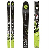 Dynastar Powertrack 89 Skis + SPX 12 Bindings 2016