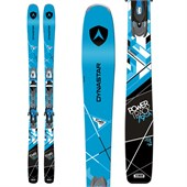 Dynastar Powertrack 79 Skis + Xpress 11 Bindings 2016