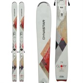 Dynastar Glory 74 Skis + Xpress 10 Bindings - Women's 2016
