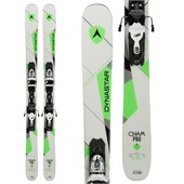 Dynastar Cham 2.0 Pro Skis + Xpress 11 Bindings 2016