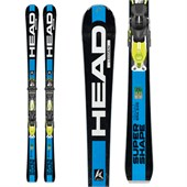 Head i.Supershape Titan Skis + PRX 12 Bindings 2016