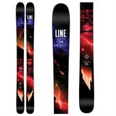 Line Skis Supernatural 115 Skis 2016