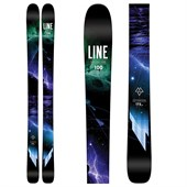 Line Skis Supernatural 100 Skis 2016