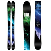 Line Skis Supernatural 92 Skis 2016