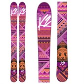 K2 Luv Bug Skis - Girls' 2016