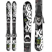 K2 Indy Skis + Fastrak2 7 Bindings - Boys' 2016