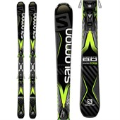 Salomon X-Drive 8.0 FS Skis + XT12 Bindings 2016