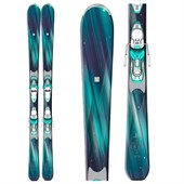 Salomon Iris Skis + E Lithium 10 Bindings - Women's 2016