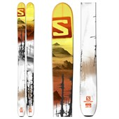 Salomon Q-115 Skis 2016