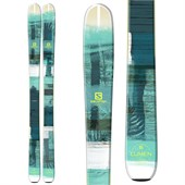 Salomon Q-96 Lumen Skis - Women's 2016