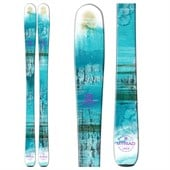 Salomon Q-83 Myriad Skis - Women's 2016