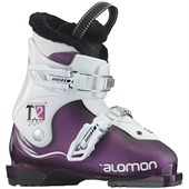 Salomon T2 Girlie RT Ski Boots - Girls' 2016