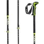 Leki Aergon 3 Adjustable Ski Poles 2016