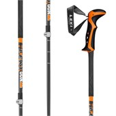Leki Aergon 2 Adjustable Ski Poles 2016