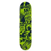 Anti Hero Protest PP 7.75 Skateboard Deck