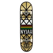Element Nyjah Crown Twig 7.6 Skateboard Complete