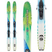 Dynastar Cham 107 Skis + Look PX 12 Demo Bindings - Used 2014