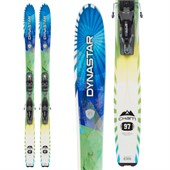 Dynastar Cham 97 Skis + Look PX 12 Demo Bindings - Used 2014