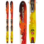 Dynastar Cham 107 High Mountain Skis + PX 12 Demo Bindings - Used 2014