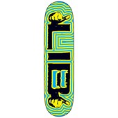 Lib Tech Logo Hesho 7.8 Skateboard Deck