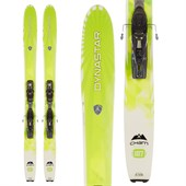 Dynastar Cham 107 W Skis + NX 12 Demo Bindings - Used - Women's 2015