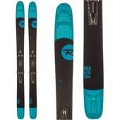 Rossignol Squad 7 Skis + Axial 120 Demo Bindings - Used 2015