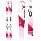 Rossignol Unique Skis + Xelium Saphir 100 Bindings - Women's 2016