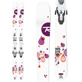 Rossignol Trixie Skis + Saphir 100 Bindings - Women's 2016