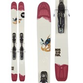 Rossignol Star 7 Skis + Axial2 120 Demo Bindings - Used - Women's 2014