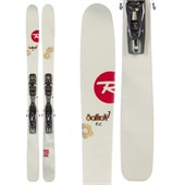 Rossignol Saffron 7 Skis + Axium2 120 Demo Bindings - Used - Women's 2014