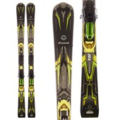 Rossignol Pursuit 16 Ti Basalt Skis + Axial2 120 Bindings - Used 2014