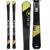 Rossignol Experience CA Skis + Axial3 120 Demo Binding - Used 2015