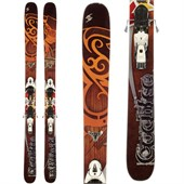 Blizzard Cochise Skis + Atomic FFG 12 Demo Bindings - Used 2013
