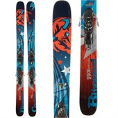 Blizzard Cochise Skis + Atomic FFG 12 Demo Bindings - Used 2014