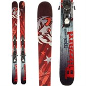 Blizzard Bonafide Skis + XTE 10 Demo Bindings - Used 2014
