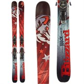 Blizzard Bonafide Skis + Atomic FFG 12 Demo Bindings - Used 2014