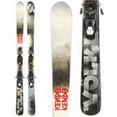 Volkl Kendo Skis + Atomic XTE 10 Demo Bindings - Used 2014